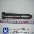 formulario de hormigón de la construcción de la placa de metal pin estándar de la empresa para la construcción