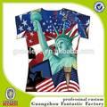 أسواق الولايات المتحدة الأمريكية التي شيرت العرف/ الملابس النسائية والملابس بابا الصين