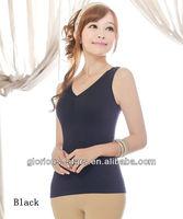 E262 Modal colorful skinny vest slimming shapers slim body thin new style body slim shakes LY015-50PCS