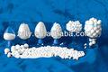 3-4 mm microlite aluminiumoxid-keramik kugeln für kugelmühle