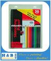 Lápis de cor lápis de cor set crayon