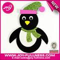 eva diy penguin 3d artesanatodenatal para crianças ornamentos