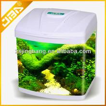 especializada fabricante de acuarios de vidrio transparente tanque de la acuicultura
