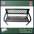 Alta qualidade jardim/outdoor bancada de ferro