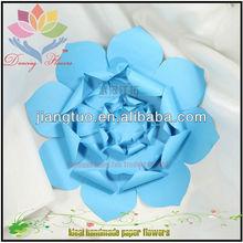 Beautiful Scrapbook flower craft