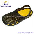alumínio eva clog sapatos de moldes