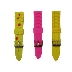High quality custom silicone watch straps