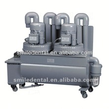 Low price Vacuum Pump dental mobile suction unit for 4 dental chair