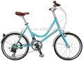 Aibike - baixo etapa - 20 polegada 21 velocidade bicicleta senhoras