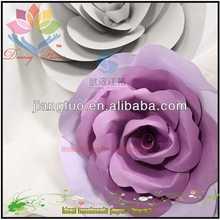 2013 fashion popular wooden flower wall decorations