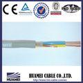 Cabo de energia elétrica fio de cobre branco 1.5 sq. Mm cabo elétrico/pvc