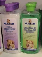 pets shampoo