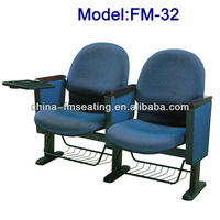 FM-32 cheap conference room chair with table and book holder