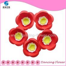 Wedding Table Ornament Artificial Plum Blossom Flower (TFAG-05)