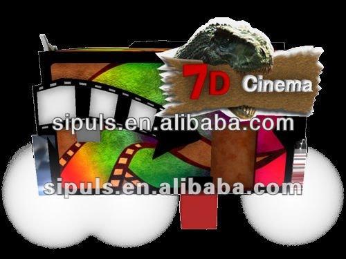 High quality 5d Cinema