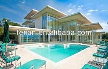 Aluminum Glass Sunroom and Glass Houses