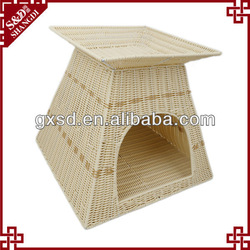 waterproof eco-friendly handmade durable dog kennel buildings