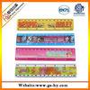 2014 Hot sale student 15cm plastic ruler