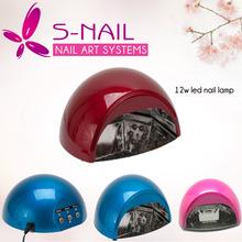 12 w ccfl lampe uv 12 w nail led lampe