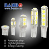 new product!!!car led fog light t20 5050 smd cree led h4