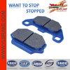 Good friction motorcycle brake part oem brake pads