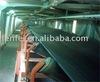 Fire resistant steel cord conveyor belt
