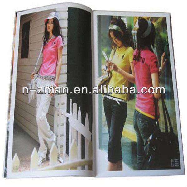 Custom Printing ls land magazine