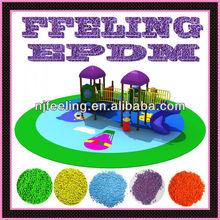 Playground EPDM Rubber Flooring-G-I-13121301