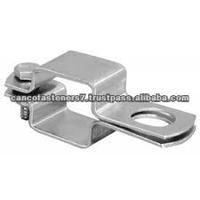 square tube clamp