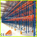 de alta calidad de almacén selectiva de almacenamiento de acero estante de la plataforma