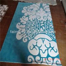 Printed Jute Rugs, alphabet/ number rugs