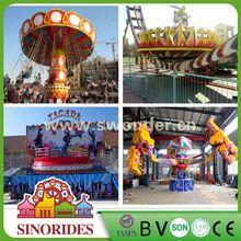 Hot Amusement Thrill Rides!China kiddie amusement rides adult carnival games