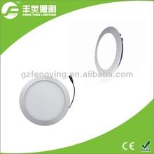 Guangzhou hot sale 4W round led panel light,high quality 4w led ceiling panel light,epistar chip led panel light 4w