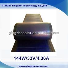 144W Portable Flexible Solar Panel