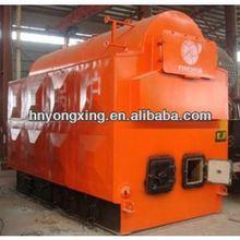 DZH1-0.7-AII horizontal single drum coal fired steam boiler for sale