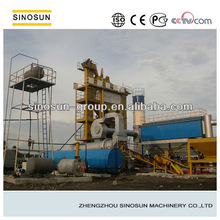 asphalt batching plant for road construction