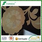 100% nylon upholstery flocking fabric cover for sofa corner
