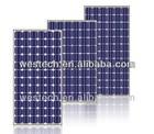 Westech Polycrystalline Off-Grid Solar PV Module Panel