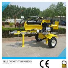 Hot Selling 37/40 Ton Diesel Engine Log Splitter For Tractor,Screw Type