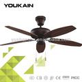 ventilateur de plafond sans feux de style industriel