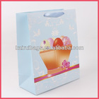 Happy Easter new design luxury paper gift bag wholesale