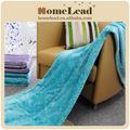 Cobertor coreano, cobertor do vison, manta de poliéster