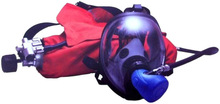 en149 respirator professional for firemen fighting and combatting