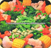 2014 Season IQF/Frozen mix vegetable , frozen vegetable mixed