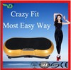 2013 vibration machine crazy fit massage manual,powerful vibration plate for home use