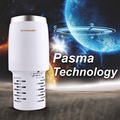 12v dc plasma nueva tecnología de iones de generador de iones de coche verde purificador de aire ionizador