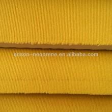Anson brand Soft neoprene fabric, neoprene laminated polyester microfiber fabric sheet, china polyester cloth material