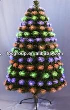 artificial PVC Christmas trees