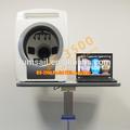 Caliente venta de espejo mágico de la piel facial analizador/piel sistema de diagnosis