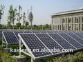 مولد الطاقة الشمسية/ منزل النظام الشمسي